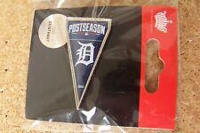 2014 Detroit Tigers Postseason pennant lapel pin AL MLB post season