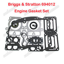 Engine Gasket Set For Briggs & Stratton 694012 Replaces Old Briggs 499889 405777