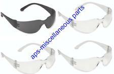 baa1c0b1ce8 Cordova Protective Eyewear Safety Glasses - 4 Pack - Clear   Grey Gray