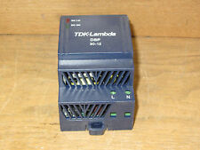 TDK Lambda DSP30-12 100-240 VAC, 47-63 Hz, 800mA, 12 VDC, 25 W CSQ