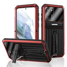 New ListingFor Samsung Galaxy S21 Fe Ultra Plus 360 Shockproof Armor Case Cover Stand Alloy