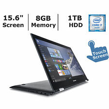 """Lenovo Edge 2 15.6"""" 2in1 tablet IPS Touch i7 6500U 3.1GHz 8GB 1TB 80QF0006US"""