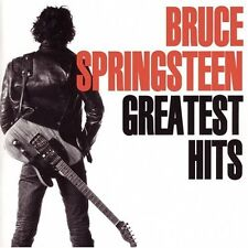 BRUCE SPRINGSTEEN Greatest Hits CD BRAND NEW Best Of