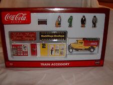 K-Line Coca Cola Music Co Store Die Cast Truck K-410106 Coke Backstage Boutique