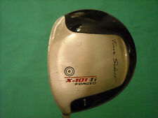 LEFT HANDED TOUR SELECT X-101 Ti FORGED DRIVER - R FLEX GRAPHITE SHAFT - NICE!