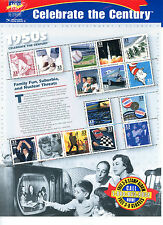 3187 - Celebrate the Century - 50's 1998 Commorative - MNH Orig Packaging