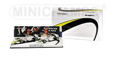Brawn GP 1-2 Finish GP Australia 2009 402092223 1/43 Minichamps
