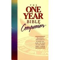 The One Year Bible Companion by Billy Graham