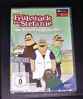 """Desayuno En Stefanie 3"""" El Rana Ist Gelutscht"""" DVD más Rápido Envío Nuevo"""