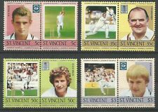 Saint-Vincent 1985 796-803 ** Cricket