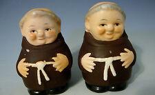 "Goebel Vintage Friar Tuck Salt & Pepper Shakers -W.Germany- 2 3/8""H"