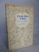 Farmer Giles of Ham by J R R Tolkien HB DJ 1972 Illustrated Pauline Baynes