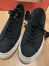 Converse Chuck Taylor All Star 70s Lo Suede Black Monochromatic