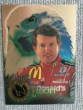 1997 Wheels Predator - Golden Eagle Insert Bill Elliott RARE