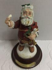 Vintage Duncan Royals Nast Santa Claus 5 1/2� 1988 Edition in Original Box
