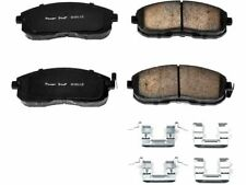For 1999-2002 Infiniti G20 Disc Brake Pad and Hardware Kit Power Stop 98742SH