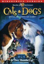 Cats & Dogs 0085391163060 With Jeff Goldblum DVD Region 1