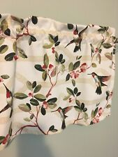 """Country style Curtain Valance Window Topper 44""""W x 14""""L"""