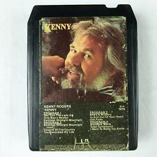 Kenny Rogers 8 Track Kenny