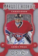 Carey Price 08/09 UD O-Pee-Chee BUYBACK Auto 07/08 Rookie BB-CP