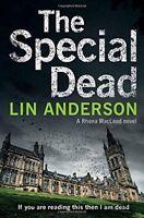 The Special Dead (Rhona Macleod),Lin Anderson- 9781447245728