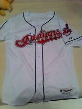 Divisa Cleveland Indians Taglia 44 Majestic Authentic - Mlb Baseball