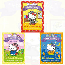 067c26e69 Linda Chapman Collection Hello Kitty and Friends Series 3 Book Set NEW  Paperback