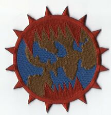 PARCHE WARHAMMER 40K  WORLD EATERS 8,8 CMS  PATCH