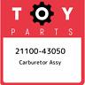 21100-43050 Toyota Carburetor assy 2110043050, New Genuine OEM Part