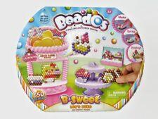 Beados B Sweet Lets Bake Activity Pack Display Stands Craft Kit Play Treats New