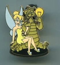 WDW SURPRISE FIGMENT TINKER BELL IMAGINATION GALA EVENT DISNEY PIN
