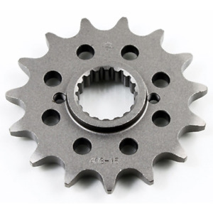Fits 2012 Husqvarna Tc449 Steel Front Sprocket - 15t