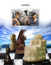 Guinea Bissau 2020 chess (Magnus Carlsen; Viswanathan Anand)  S202003