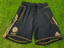 CHELSEA LONDON ENGLAND # 31 2010-2011 FOOTBALL SHORTS TRAINING ADIDAS ORIGINAL
