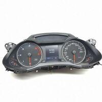 Audi A4 B8 Diesel Km/H Compteur de Vitesse Instrument Cluster