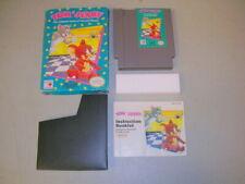 TOM & JERRY (NES Nintendo 8-Bit) Complete CIB