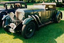 Bentley 8 litre Tourer 1931 Car Jumbo Fridge Magnet