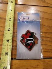 DC Chibi Pin Collection: HARLEY QUINN Collectible Enamel Pin from PopFun