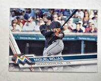 2017 Topps #509 Miguel Rojas - NM-MT