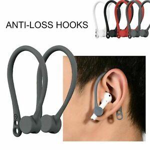 1 Pair Anti-lost Ear Hook Earphones Holder Protective Earhooks For Apple AirPods
