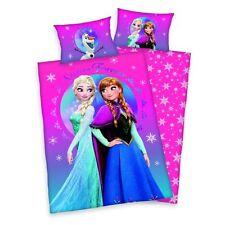Kinderbettwäsche Disneys Frozen Die Eiskönigin  -- NEU --  100 x 135 cm  NEU