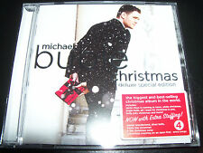 Michael Buble Christmas Deluxe Special Edition 19 Track (Australia) CD Like New