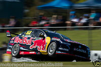 CRAIG LOWNDES 2015 A2 OR A3 POSTERS V8 SUPERCARS HOLDEN RED BULL RACING