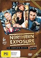 Northern Exposure : Season 1-6 (DVD, 2009, 28-Disc Set)