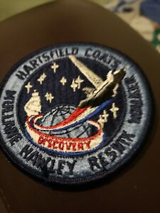 NASA Space shuttle Patch mission Astronaut STS 41D STS41D Discovery