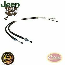 FOR  JEEP CHEROKEE 2.4i 2.5DT 2.8DT 3.7i 2001-12//2006 LH SIDE REAR BRAKE CABLE