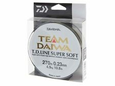Team Daiwa Super Soft / 270m / transparent / nylon monofilament line