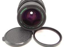 Quantaray 1:4 - 5.6 f=35mm - 80mm Multi-Coated Camera Lens w Caps and filter