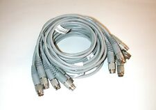 Lot of 7 HP/Agilent 11730A Power Sensor Cables