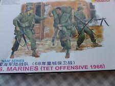 Drei Modellbausätze US Army in Vietnam